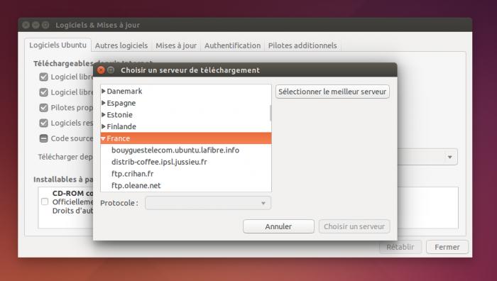 installe mcmyadmin ubuntu serveur par rapport au bureau