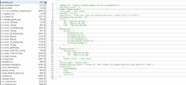 Visualiser le code source d'une extension Chrome