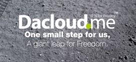 Dacloud.me Offre 40% pour son excellent VPN