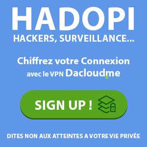 Hadopi VPN
