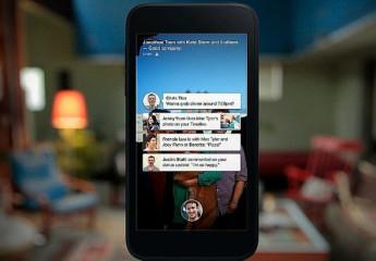 Facebook Home : La révolution Pub et cloud