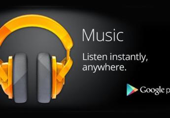 Google Play Musique débarque sur IOS !