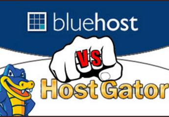 Hostgator vs BlueHost et Godaddy, Que le meilleur gagne
