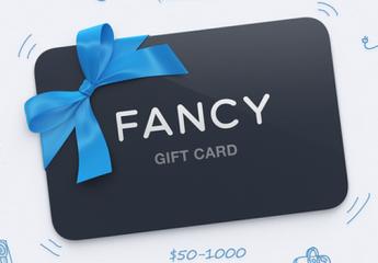 Y'a de l'argent et pleins de cadeaux à gagner chez Fancy !
