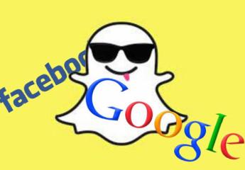 Snapchat : Google tente aussi sa chance !