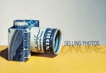 Gagnez de l'argent en vendant vos photos sur internet