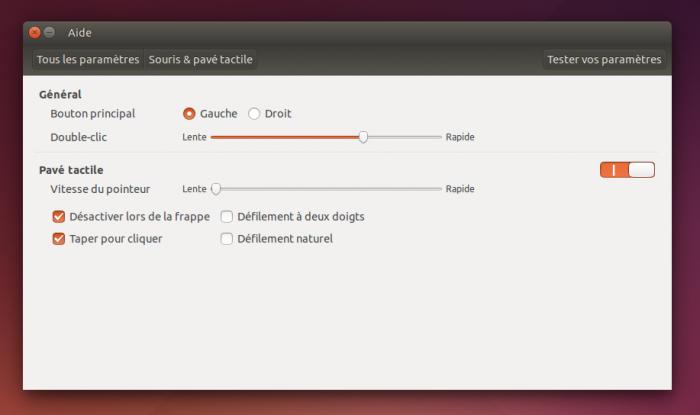 Edge Scrolling Ubuntu
