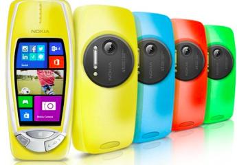 Le retour du Nokia 3310, poisson d'avril ou pas ?