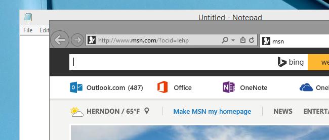 désactiver ombre des fenêtres Windows 10