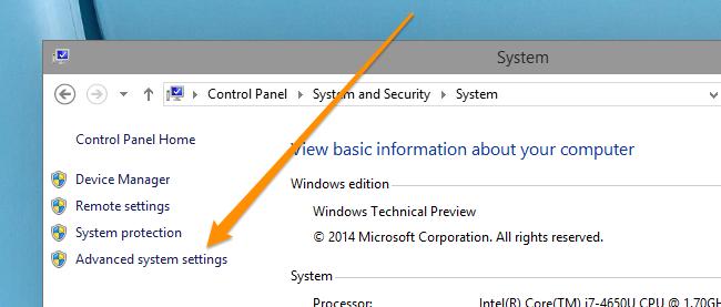windows 10 système et sécuriré