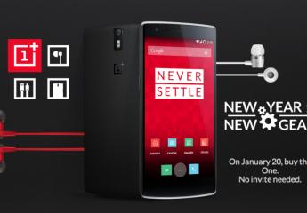 Achetez un OnePlus One sans invitation, (1 à offrir… De rien !)