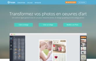 FotoJet : Le design graphique pour les nuls
